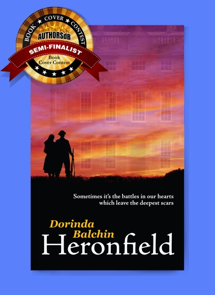 Heronfield - AUTHORSdB Book Cover Contest semi-finalist