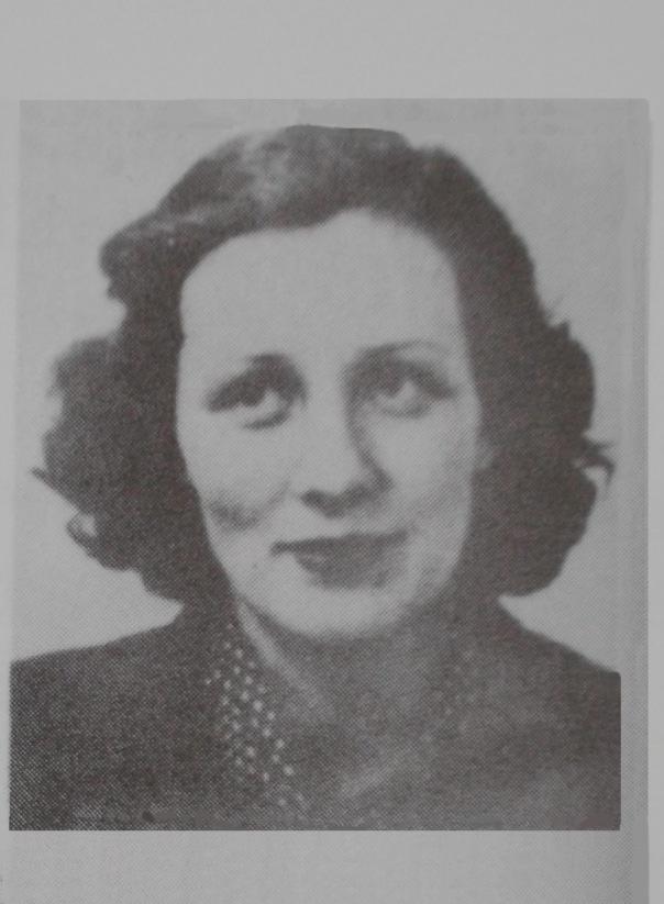 Marie-Madeleine Foucarde