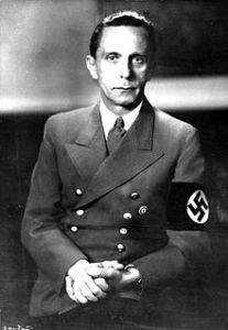 Goebbels in 1942