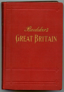 Hitler's guidebook – The Baedeker Raids