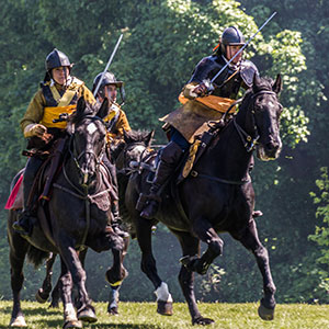 Experience An English Civil War Battle Near You!