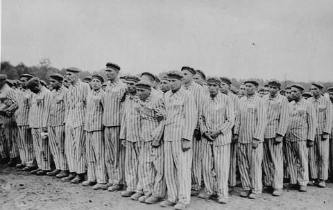 Horror in the beech forest – the liberation of Buchenwald, 11th April 1945
