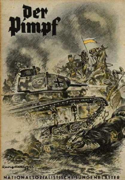 Hitler youth magazine